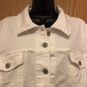 Levi's Strauss Button Up Jacket women's size 3x